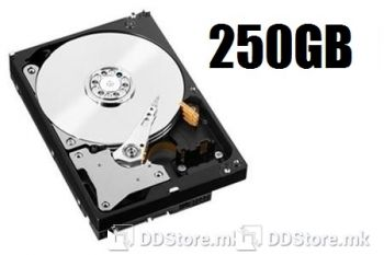 """Hard Disc 3.5"""" 250GB Used, Various brands Toshiba, Seagate. Class A tested"""