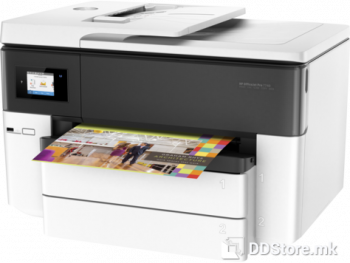 HP MFP 7740 OfficeJet Pro Wide Format All-in-One Printer