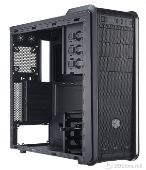 CoolerMaster CM 590 III with window, Mid-Tower Case, Black, RC-593-KWN2