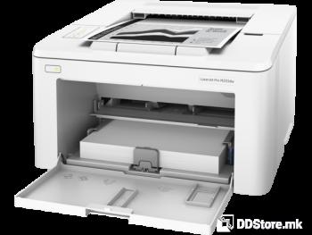 HP LaserJet M203dw, 28 str/min, 6,7 s, 1200x1200 dpi, 256 MB, PCL 6,PDF 1,3,PostScript 3,PCL 5c, 250+10 listova, USB,Wireless,Ethernet, Duplex, Mjesečni ciklus 30.000 str., Toner CF230A/X, CF232A