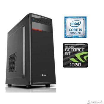 DD-Gamer Basic i5 Coffee Lake, Core™ i5/ 8GB/ 240GB/ GT1030 2GB