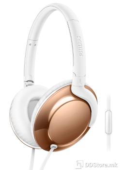 Philips SHL4805RG/00, Headphones with mic,