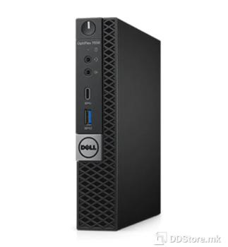 DELL OptiPlex 7050 Micro Form Factor, i7-7700T, 8GB DDR4, 128GB SSD, Kbd & Mouse, Ubuntu