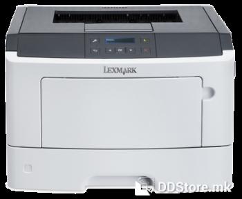 Lexmark CS310n Laser printer color, Black&Color: 24ppm A4, 25ppm let.