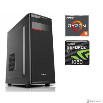 DD-Gamer Basic AMD Ryzen™5/ 8GB/ 240GB/ GT1030 2GB