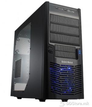 CoolerMaster Elite 430 Black Edition, 120MM RED LED FAN, w/o PSU RC-430-KWN6