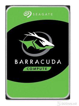 "Seagate BarraCuda HDD 3.5"" 4TB SATA3 256MB"