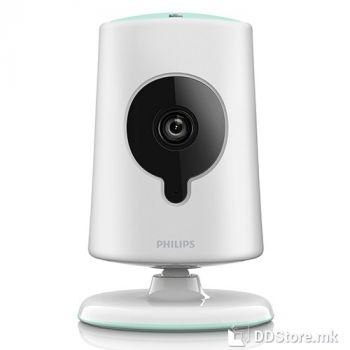 Philips B120S/10, InSight wireless HD baby monitor for Apple/Android devices, Watch your baby on your smartphones via 3G/Wi-Fi/4G LTE,