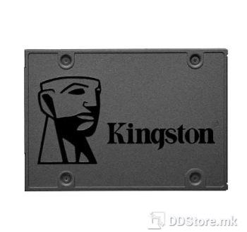 """Kingston A400 480GB 7mm SSD 2.5"""" SATA III"""