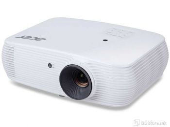 ACER P5530 DLP 3D, 1080p, 4000lm, 20000/1, HDMI, RJ45, 16W, Bag, 2.7kg,EURO Power EMEA