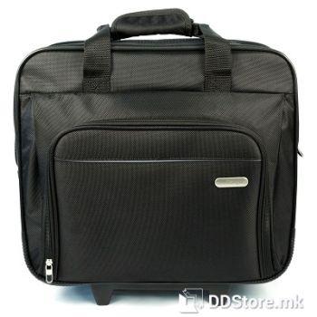 "Targus Executive 15.6"" Roller Black Notebook Bag"