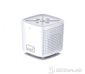 Genius  Bluetooth Speaker SP-920BT White,  Bluetooth technology wireless connectivity , Tptal Output: 6W, Satellites: 2x 3W, Integrated