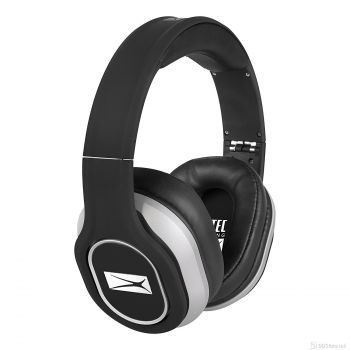 Altec wired headphone black/white
