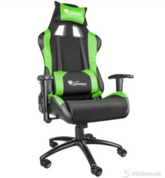 Natec Genesis NITRO550 Black-Green Gaming Chair