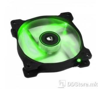 Corsair The Air Series SP 140 LED High Static Pressure Fan Cooling, Green, Single Pack, CO-9050027-WW
