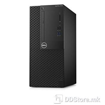 Dell Optiplex 3050 MT, Core™ i3-7100, 4GB RAM, 500GB HDD, DVD+/-RW, Intel HD Graphics, Kb + Mouse, Ubuntu