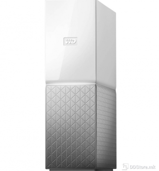 "WD My Cloud Home 4TB, LAN, 32 MB, 3,5"", 5.400 rpm"
