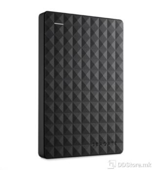 "Seagate Expansion Portable HDD 2.5"" 2TB STEA2000400 Black"