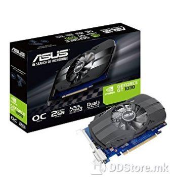 ASUS GeForce™ GT 1030 PH-GT1030-O2G, PCI Express 3.0, GDDR5 2GB