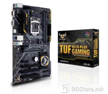 ASUS TUF H310-PLUS GAMING, Intel® Socket 1151 for 8th Gen Intel® H310, 2 x DIMM, Max