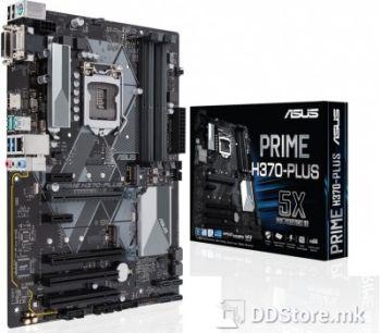 ASUS PRIME H370-PLUS, Intel® Socket 1151 for 8th Gen Core™ Intel® H370, 4 x DIMM