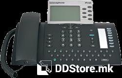 innovaphone IP240: Extendable IP phone with alphanumeric keyboard
