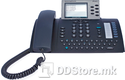 innovaphone IP241: Extendable IP phone with colour display