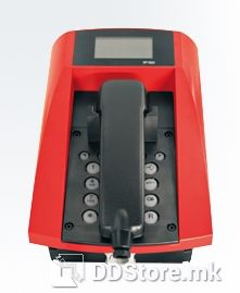innovaphone IP150: IP telephone with sturdy and weather-proof housing