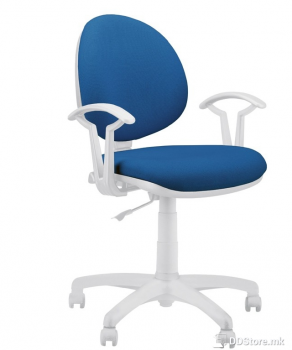 Office Chair NOWY STYL Работен стол Smart white GTP27
