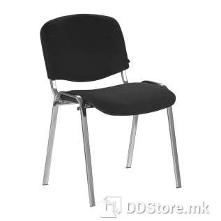 Office Chair NOWY STYL Посетителски стол Iso chrome C (платно)