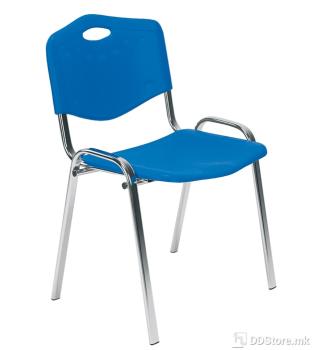 Office Chair NOWY STYL Посетителски стол Iso plastic chrome