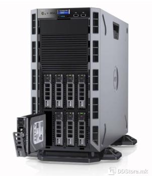 "Dell PowerEdge T330, Chassis 8 x 3.5"" hot-plug, Intel Xeon E3-1230 v6 ,16GB (2x8GB), 1TB SATA"