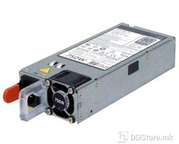 Single, Hot-plug Power Supply (1+0), 750W,CusKit