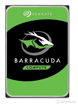 "Seagate BarraCuda HDD 3.5"" 8TB SATA3 256MB"