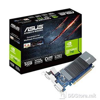 ASUS GeForce™ GT 710 GT710-SL-1GD5-BRK,PCI Express 2.0, DDR5 1GB