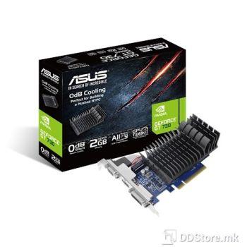 ASUS GeForce® GT730 GT730-SL-2G-BRK-V2,PCI Express 2.0, 902 MHz,