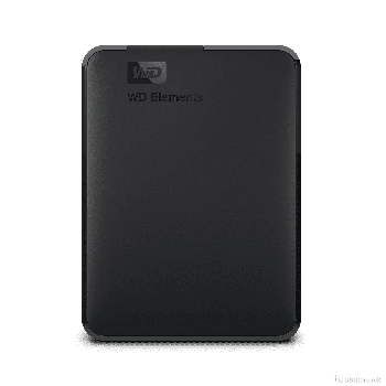 "Western Digital Elements™ Portable 2TB, USB 3.0, 8 MB, 2,5"", 5.400 rpm"