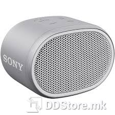 SONY SRSXB01W.CE7,  Portable Lightweight speaker with EXTRA BASS™ enhanced sound, water-resistant design, hands-free calling and up to