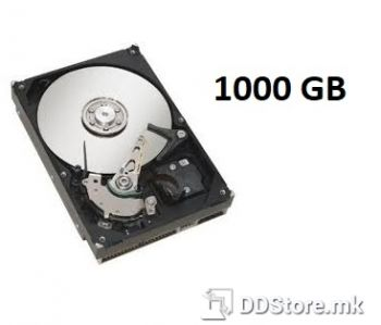 """Hard Disc 3.5"""" 1000 GB Refurbished, Various brands Toshiba, Seagate. Class A tested"""