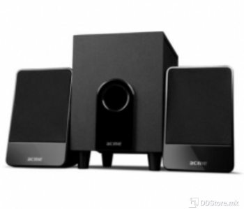 [OUTLET] Speakers ACME, 2.1, SS204, 2W+2x2W, Black