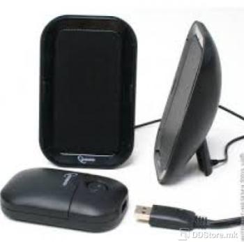 [OUTLET] SPEAKERS 2.0 GEMBIRD SPK 623 PORTABLE USB BLACK