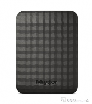 "Maxtor M3 PORTABLE BLACK, HDD 2.5"" 1TB STSHX-M101TCBM"