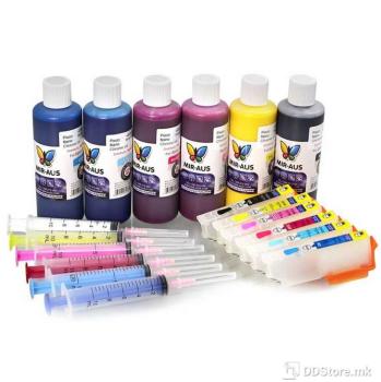Fullmark ink magenta for HP 343, 351 (1l.)