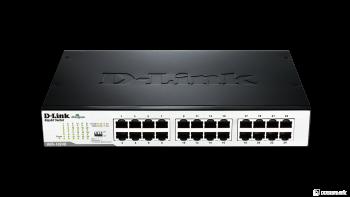 D-LINK DES-1024D/E, 24-Port  10/100Mbps Fast Ethernet Unmanaged  Switch