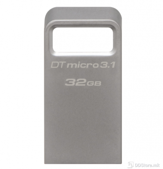 Kingston 32GB USB3.1 DT Micro Type-A ultra-compact drive