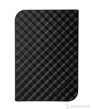 Verbatim Store 'n' Go USB 3.0 Portable Hard Drive 4TB Black