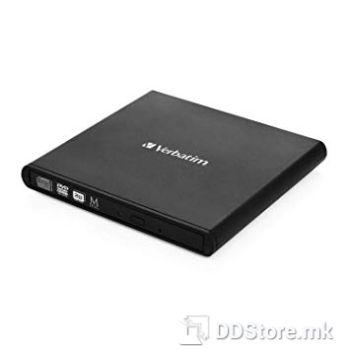 Verbatim External Slimline USB 3.0 Blu-ray Writer..