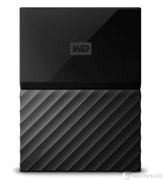 "Western Digital My Passport Black HDD 2.5"" 2TB External USB3.0 WDBS4B0020BBK-WESN"