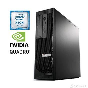 LENOVO ThinkStation C30 Tower Xeon® E5-2609 v2/ 8GB DDR/ 240GB SSD/ Quadro 2000