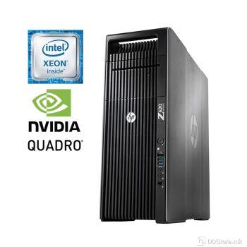 HP Z620 Workstation 2x Xeon® E5-2690/ 32GB RAM/ 256GB SSD/ K4000